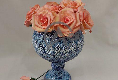 خرید عمده گل رز مصنوعی لمسی