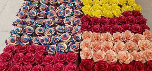 فروش عمده گل مصنوعی