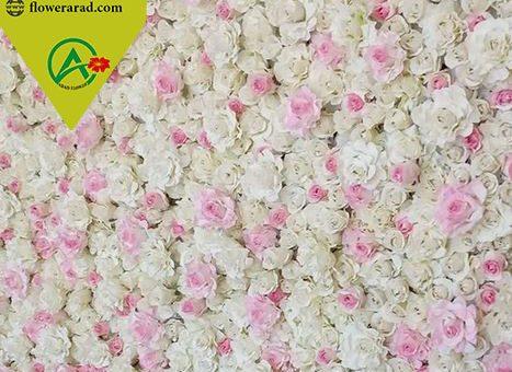 دیوار گل مصنوعی